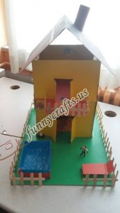 cardboard home projects for school (6)