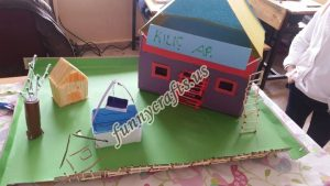 cardboard home projects for school (8)