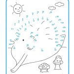 Fun connect the dots worksheets