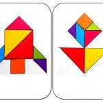 Tangram free printables