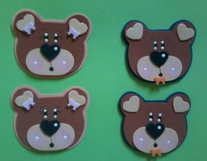 eva bear craft