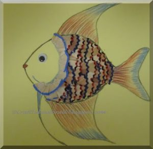 fish pencil sharpener craft (2)