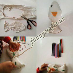 fish sewing