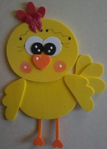 foam bird craft (1)