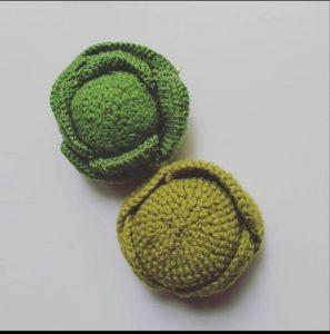 food knitting