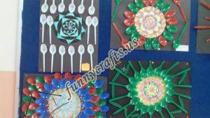 mandala bulletin board ideas (3)