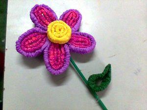 mother's day flowers gift for kids