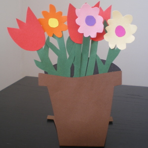 mother's day spring crafts (4)