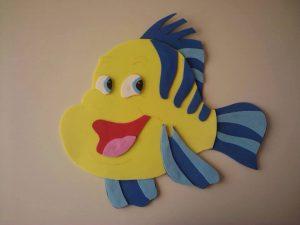 ocean animals fish crafts (4)