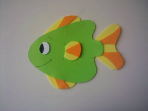 ocean animals fish crafts (6)