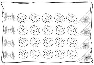 pre writing spirals sheets (10)