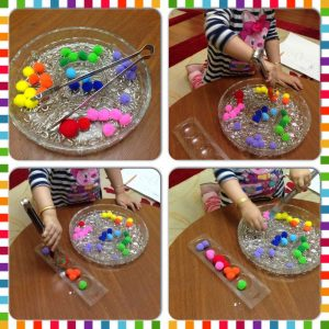 rainbow crafts preschool, rainbow wreath, preschool crafts,