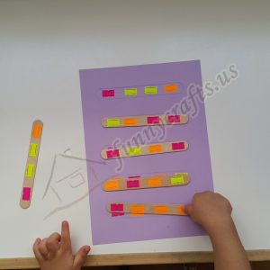 toddler math activities, counting, numbers, sorting, patterns