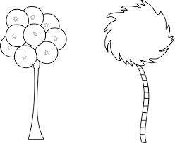 truffula coloring pages (2)