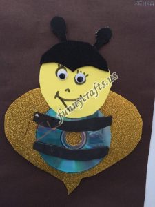 bee cd craft