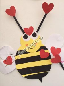 bee door decorations (3)