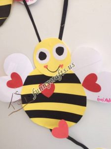 bee door decorations (5)