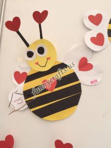 bee door decorations (6)