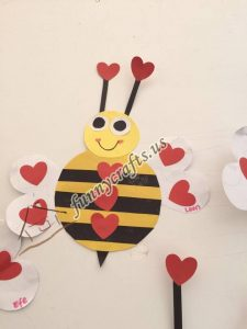 bee door decorations (7)