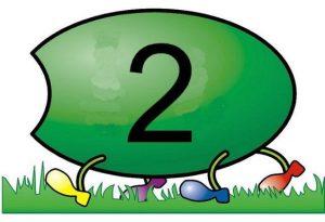 caterpillar number  cards (11)