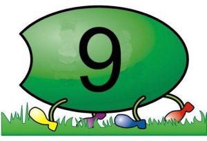 caterpillar number  cards (2)