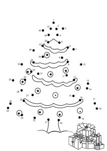 christmas connect the dots (1)