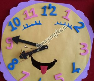 clock craft ideas  (1)