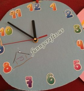 clock craft ideas  (9)