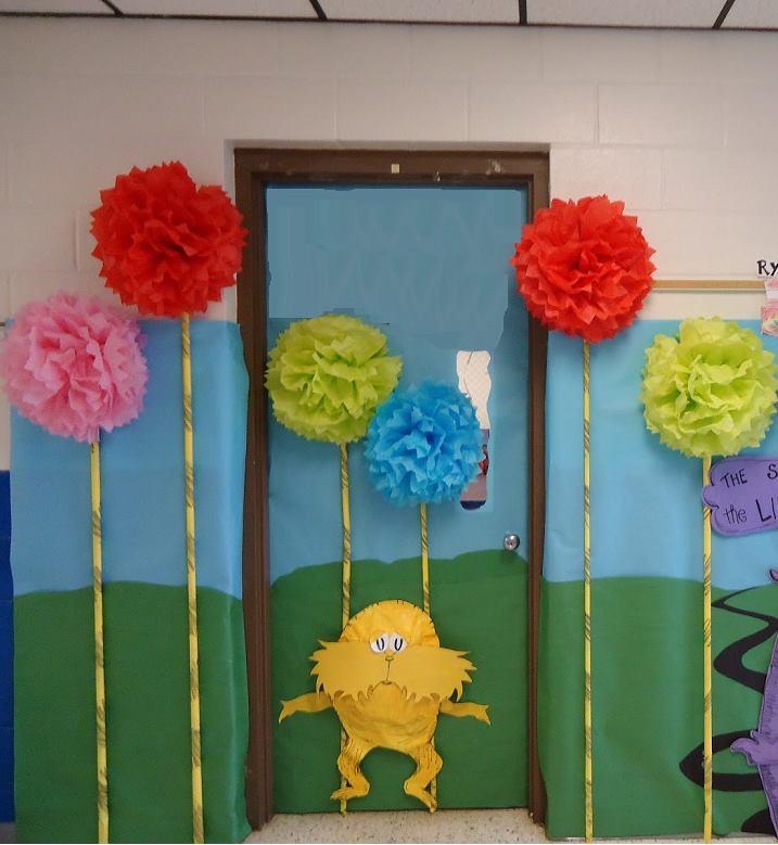 Door Decoration Idea For Preschoolers 1 171 Preschool And
