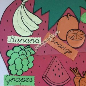 fruits wall decorations for kids (4)