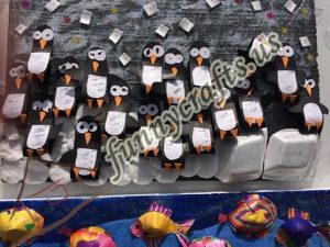 paper bag penguin crafts