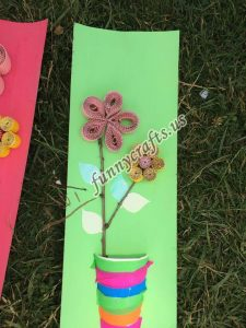 paper cup creative flowers craft (2)