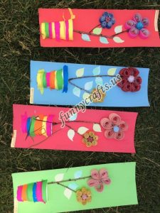 paper cup creative flowers craft (4)