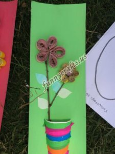 paper cup creative flowers craft (6)