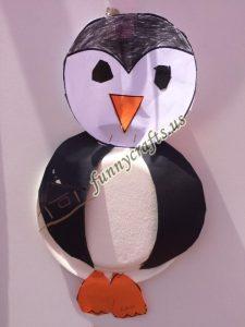 paper plate penguin craft for kids (1)