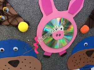 pig cd craft