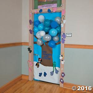 preschool door decoration