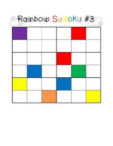 rainbow sudoku for kids (4)