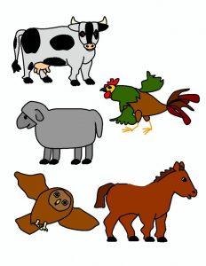 animals shadow matching (1)