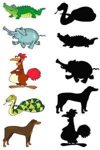 animals shadow matching sheets (1)