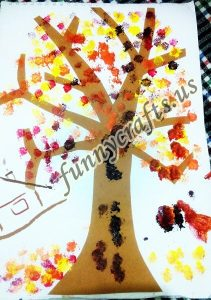 autumn tree for toddlers (6)