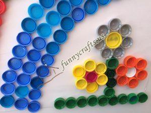 bottle cap crafts for preschool (4)