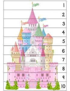 castle  number sequence puzzles