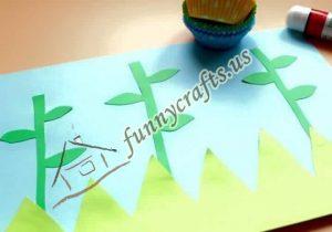 cupcake spring flower liner crafts (2)