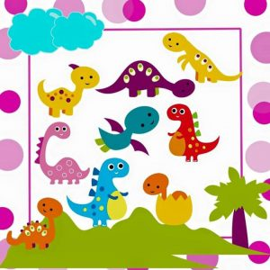 dinosaur number cards (10)