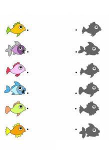 fish shadow matching sheets (1)