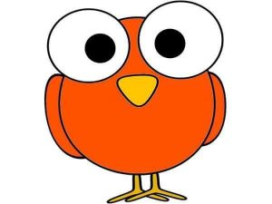 orange owl free printable