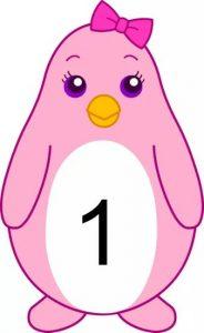 penguin number cards (1)