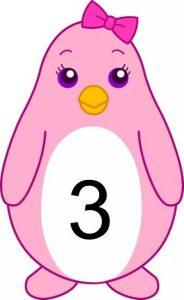 penguin number cards (3)