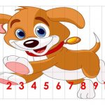 Number sequence puzzles for kids